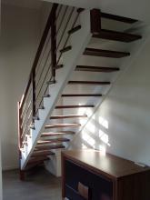 Escalier sur mesure en Vendée