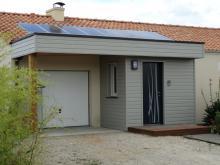 Extension bois, agrandissement bois en Vendée et Loire Atlantique