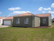Maison ossature bois Vendée