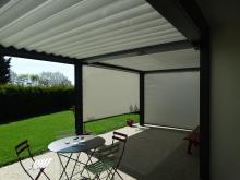 Pergola bioclimatique en Vendée et Loire Atlantique
